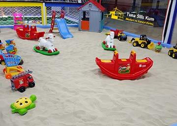 Play Pool Sand