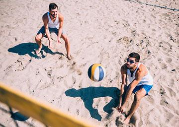Sports Area Sand